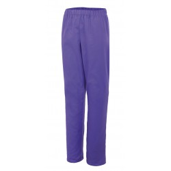 pantalon  unisex color morado